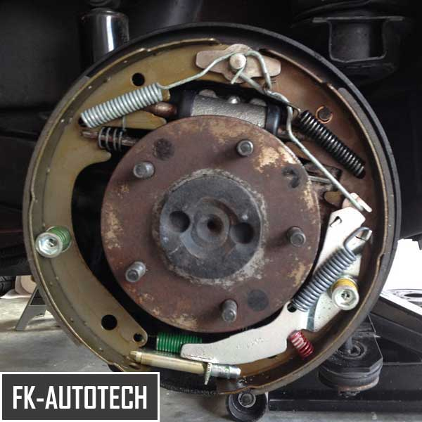 Brakes - Removal & Replacement