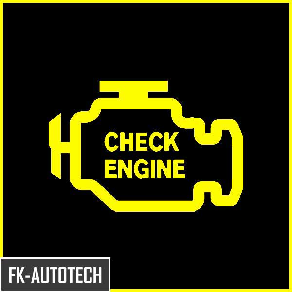 Engine Warning Light - Diagnostics